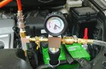 Appareil de remplissage et de purge du circuit de refroidissement 6 pieces