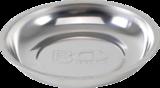 Coquille magnetique en acier inoxydable 150 mm_