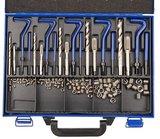 Kit de réparation de filets M6 - M14 - 130 pièces_