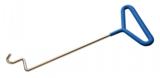 Crochet extracteur pour échappement_