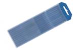 Électrodes de tungstène 1.0mm_