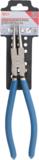 Pince pour circlips droite pour circlips interieurs 250 mm_