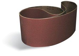 Bandes abrasives metal / bois 75x762 mm