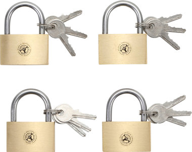 Ensemble de cadenas 4 pieces