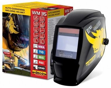 Casque de soudage LCD DIN 9-13