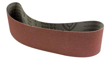 Courroies abrasives bois x10 pieces