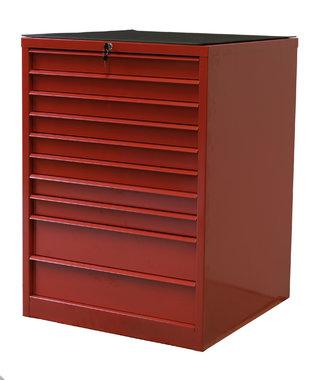 Commode 10 tiroirs 715x725x980mm