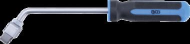 Grattoir joints coude 155 mm