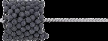 Outil de rodage flexible grain 120 75 - 77 mm
