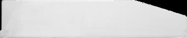 Separateur Plexi 567 x 120 mm