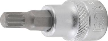 Douille a embouts 10 mm (3/8) denture multiple interieure (pour XZN)