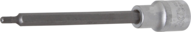 Douille a embouts longueur 140 mm 12,5 mm (1/2) denture multiple interieure (pour XZN)
