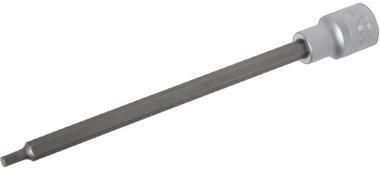 Prise 1/2 Bit, Spline, M5 x 200 mm