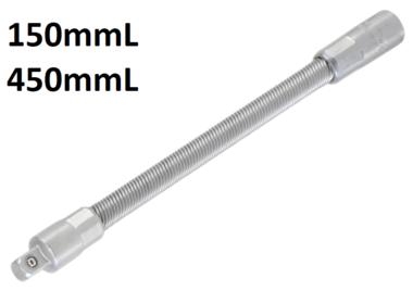 Rallonge flexible 6,3 mm (1/4) 150 mm