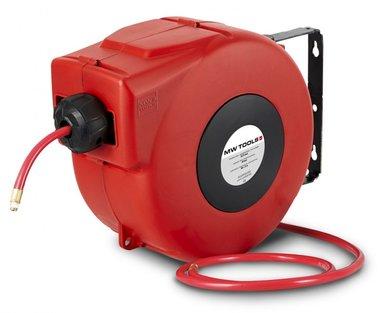 Enrouleur de tuyau d'air comprime 7m - 8 mm