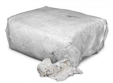 Chiffons de nettoyage coton blanc 10kg