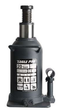Cric hydraulique bouteille 20 tonnes