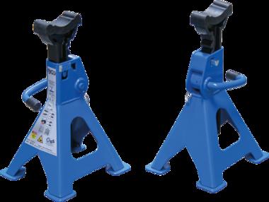 1 paire de supports d'essieu, 3 / paire, 285-420 mm