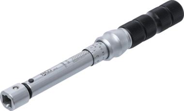 Cle dynamometrique 5 - 25 Nm pour outils enfichables de 9 x 12 mm