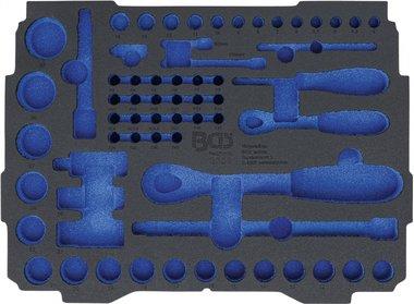 Bgs technic Koffer inlegmodule voor Art.a BOXSYS1 & 2 leeg voor Art.a 3351