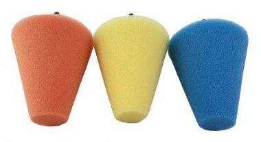 Cone de polissage Set 3-pieces