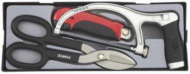 Module de 5 d'outils couper