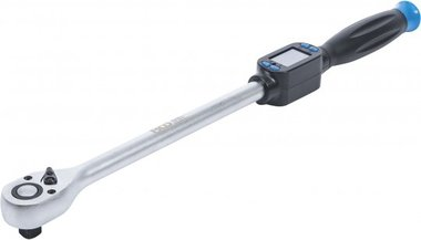 Cle dynamometrique digitale empreinte carre male 12,5 mm (1/2) 40 - 200 Nm