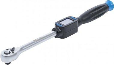Cle dynamometrique digitale empreinte carre male 10 mm (3/8) 27 - 135 Nm