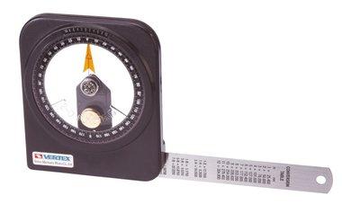 Goniometre a immersion dans l'huile - plastique - 0,1