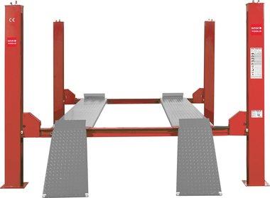 4 colonnes de levage hydraulique 4 tonnes