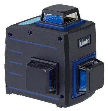 Laser a lignes croisees multiples avec lumiere laser rouge 3 lignes de 360°
