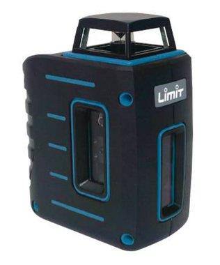 Laser a lignes croisees avec 1 ligne horizontale a 360° et 2 lignes verticales