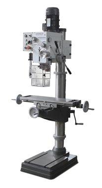 Fraiseuse a colonne a table croisee et alimentateurs de forets diametre 32 mm