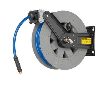Enrouleur d'air et d'eau 20m - 10mm avec tuyau kpu