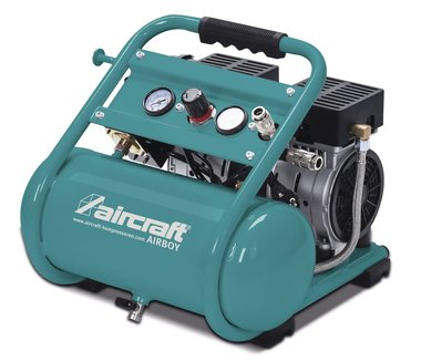 Compresseur a faible bruit 8 bar 8l 60l/min