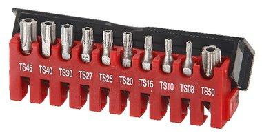 Jeu de bits 5 cotes Resistorx TS 10-part