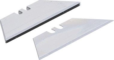 Jeu de lames trapezoidales 0,6 x 19 mm 5 pieces