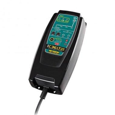 Chargeur d'appoint CANbus 0,8-3,6A (batteries au plomb et au lithium)