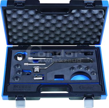 Ensemble d'outils de chronométrage, Audi / VW 2.5 + 4.9L TDI