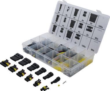 Assortiment de connecteurs 425 pieces
