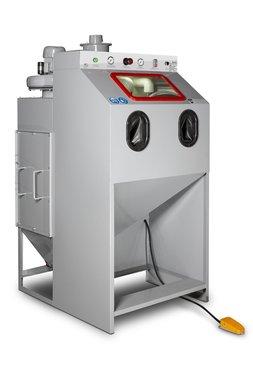 Cabine de pulverisation 370 l + cyclone