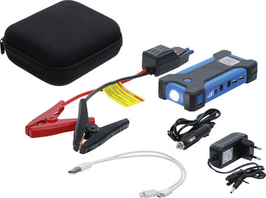 Booster multifonctions 10000 mAh