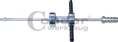Marteau coulissant, poids 8,5 kg, M18x1,5, 930 mm