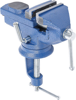 Parallel Clamp Vice, incl. Anvil, jambe de 60 mm