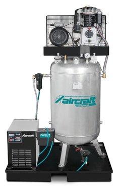 Compresseur a piston 10 bar - 270 L