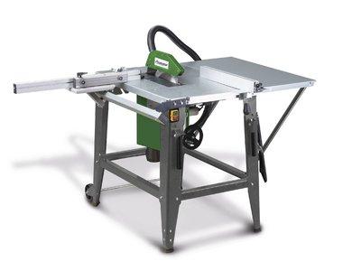 Scie a table mobile, diametre 315 mm
