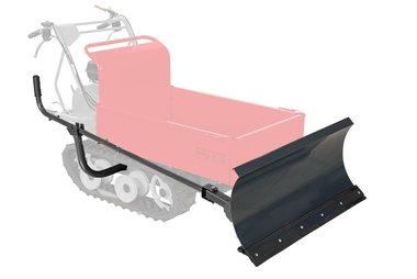Chasse-neige pour minidumper MRP500H/MRD500H