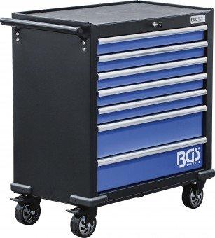Servante d'atelier XL 7 tiroirs vide