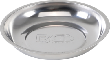 Coquille magnétique en acier inoxydable Ø 150 mm