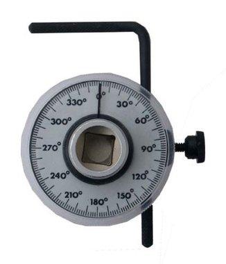 Serrage angulaire 12,5 mm (1/2) 4 pans int erieurs